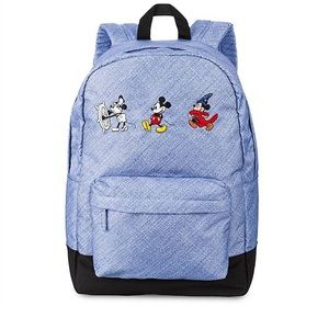 Mickey Through the Years Backpack NWT